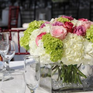 Large Wedding Centerpiece